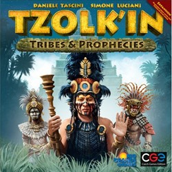 Tzolk'in - Tribes & Prophecies Uitbreiding