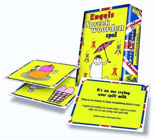 Engels Spreekwoordenspel-2