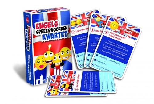 Engels Spreekwoordenkwartet-2