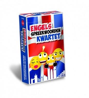 Engels Spreekwoordenkwartet-1