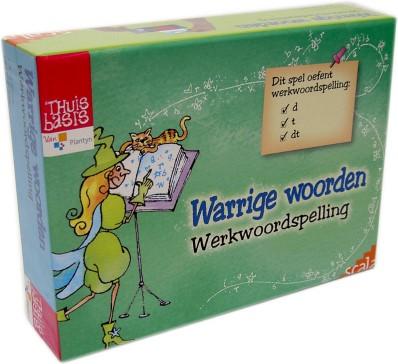Warrige Woorden - Werkwoord Spelling