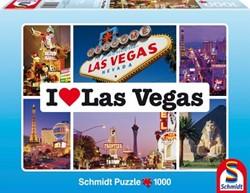 I Love Las Vegas Puzzel