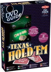 Texas Hold M DVD Game