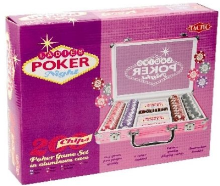 Pro Poker Ladies Night Case