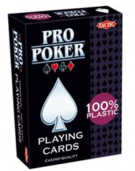 Speelkaarten - Pro Poker Plastic