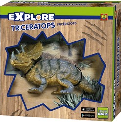 SES Explore Dino - Triceratops