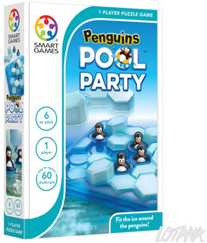 Penguins Pool Party-1
