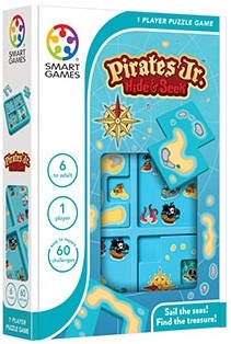 Pirates Hide & Seek Jr.