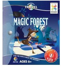 Magnetic Travel Tangoes - Magic Forest
