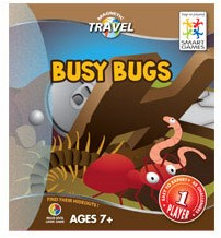 Magnetic Travel Games - Busy Bugs