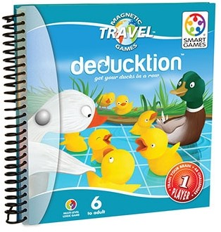 Magnetic Travel Games - Deducktion-1