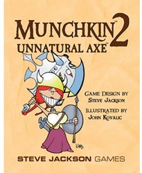 Munchkin Expansion 2 Unnatural Axe