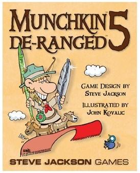 Munchkin Expansion 5 De Ranged
