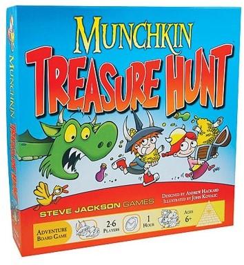 Munchkin Treasure Hunt-1