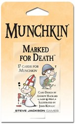 Munchkin - Marked for Death