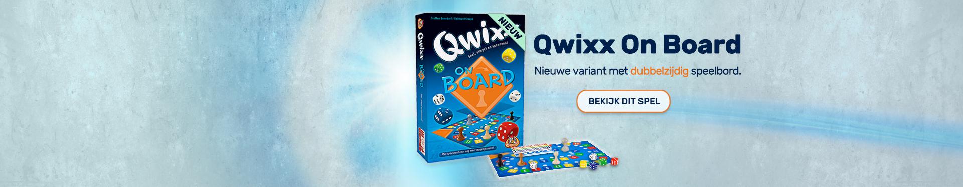 Qwixx - On Board