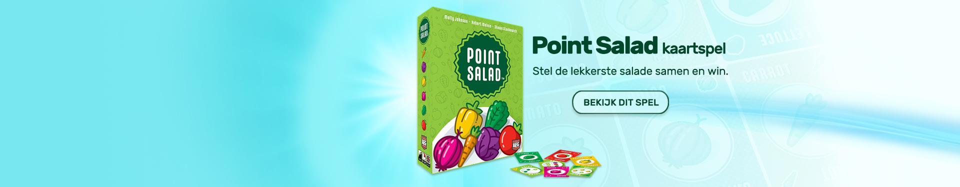 Point Salad - Kaartspel