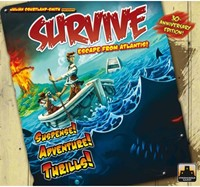 Survive Escape From Atlantis - 30th Anniversary Edition