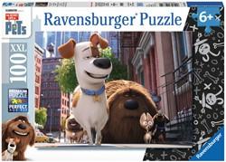 Secret Life of Pets - XXL Puzzel (100 stukjes)