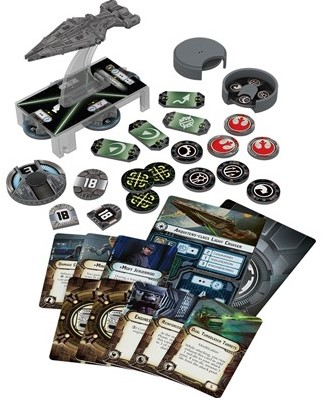 Star Wars Armada - Imperial Light Cruiser Expansion