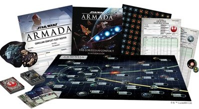 Star Wars Armada - The Corellian Conflict Campaign Expansion