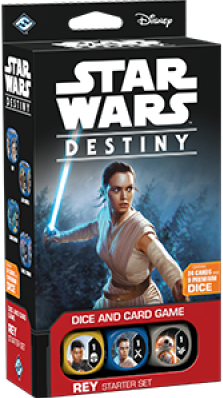 Star Wars Destiny - Rey Starter Set