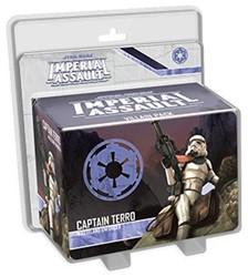 Star Wars Imperial Assault - Captain Terro Villian Pack