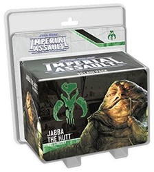 Star Wars Imperial Assault - Jabba the Hutt Villian Pack
