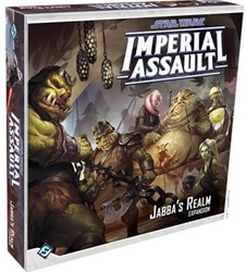 Star Wars Imperial Assault - Jabba's Realm Expansion