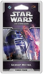 Star Wars The Card Game - Scrap Metal Force Pack