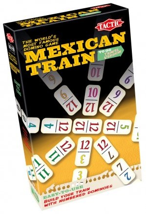 Mexican Train - Reisversie