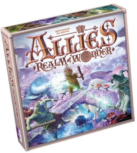 Realm of Wonder - Allies Card Game
