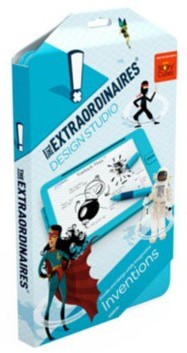 The Extraordinaires - Inventions-1