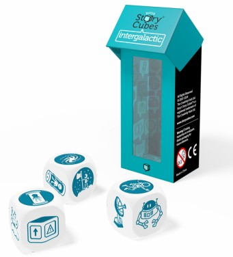 Rory's Story Cubes - Mix Intergalactic