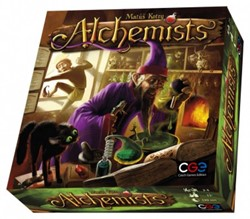 Alchemists (Engelse versie)