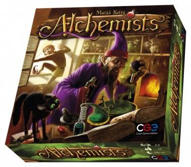 Alchemists (Engels)-1