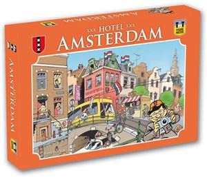 Bordspel Hotel Amsterdam
