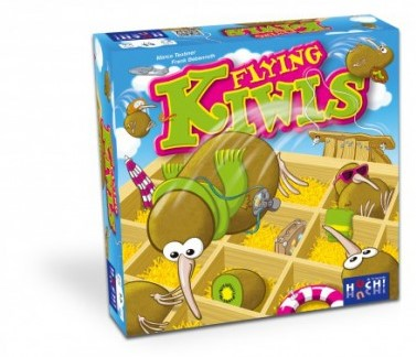Flying Kiwis Spel