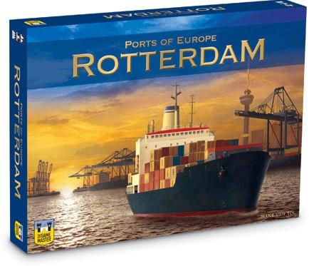 Ports Of Europe: Rotterdam