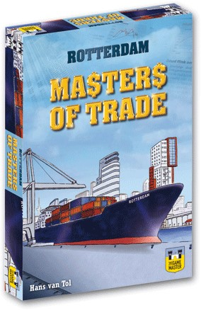 Ports Of Europe Rotterdam: Masters of Trade-1