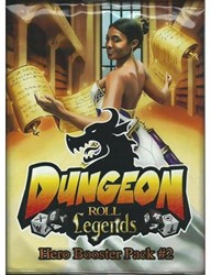 Dungeon Roll Hero Booster Pack 2 - Legends