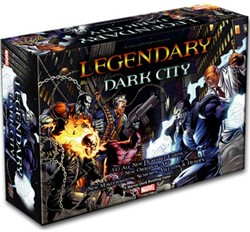 Marvel Legendary - Dark City Expansion