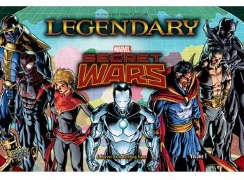 Marvel Legendary - Secret Wars - Big Box Expansion