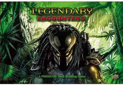 Legendary Encounters - Predator Deck Building Game