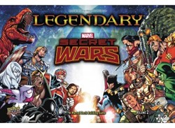 Marvel Legendary - Secret Wars Volume 2