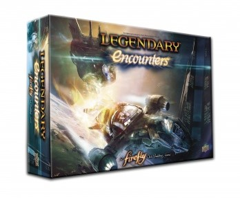 Legendary Encounters - Firefly Deck Building Game