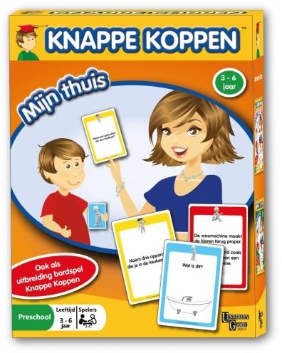 Knappe Koppen - Mijn Thuis (Doosje beschadigd)