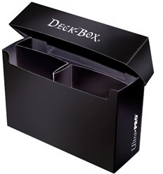 Black Oversized Deckbox