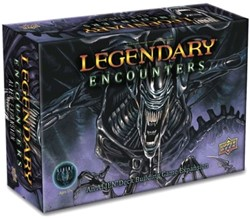 Legendary Encounters - Alien Deck Building Game Expansion