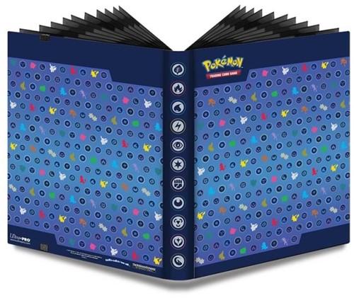 Pokemon Pro-Binder - Silhouettes